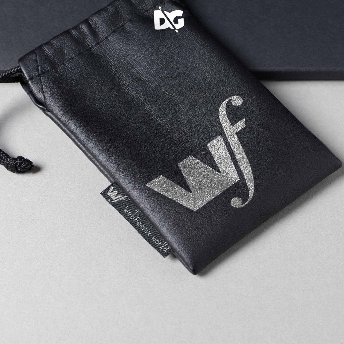 Ears Phone Pouch Mockups